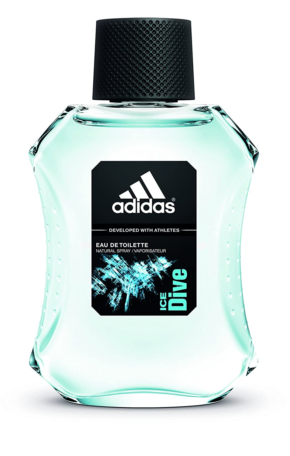 Adidas Ice Dive Body Spray, Shower Gel and Eau De Toilette Trio, 50 ml Coty 31650246000