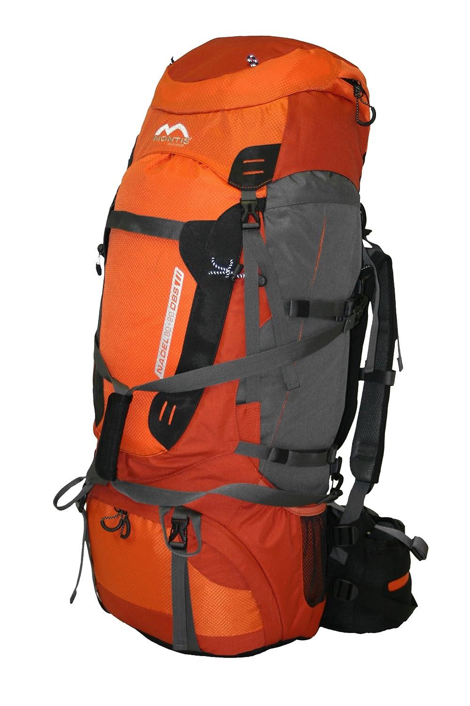 MONTIS NADEL 60+20//80+20 Trekking Sac /à dos 80L // 100L Sac