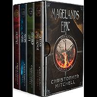 The Magelands Epic (Books 1-4) An epic fantasy series (Magelands Box Set Book 1)