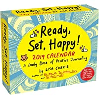 Ready, Set, Happy! 2019 Day-To-Day Calendar