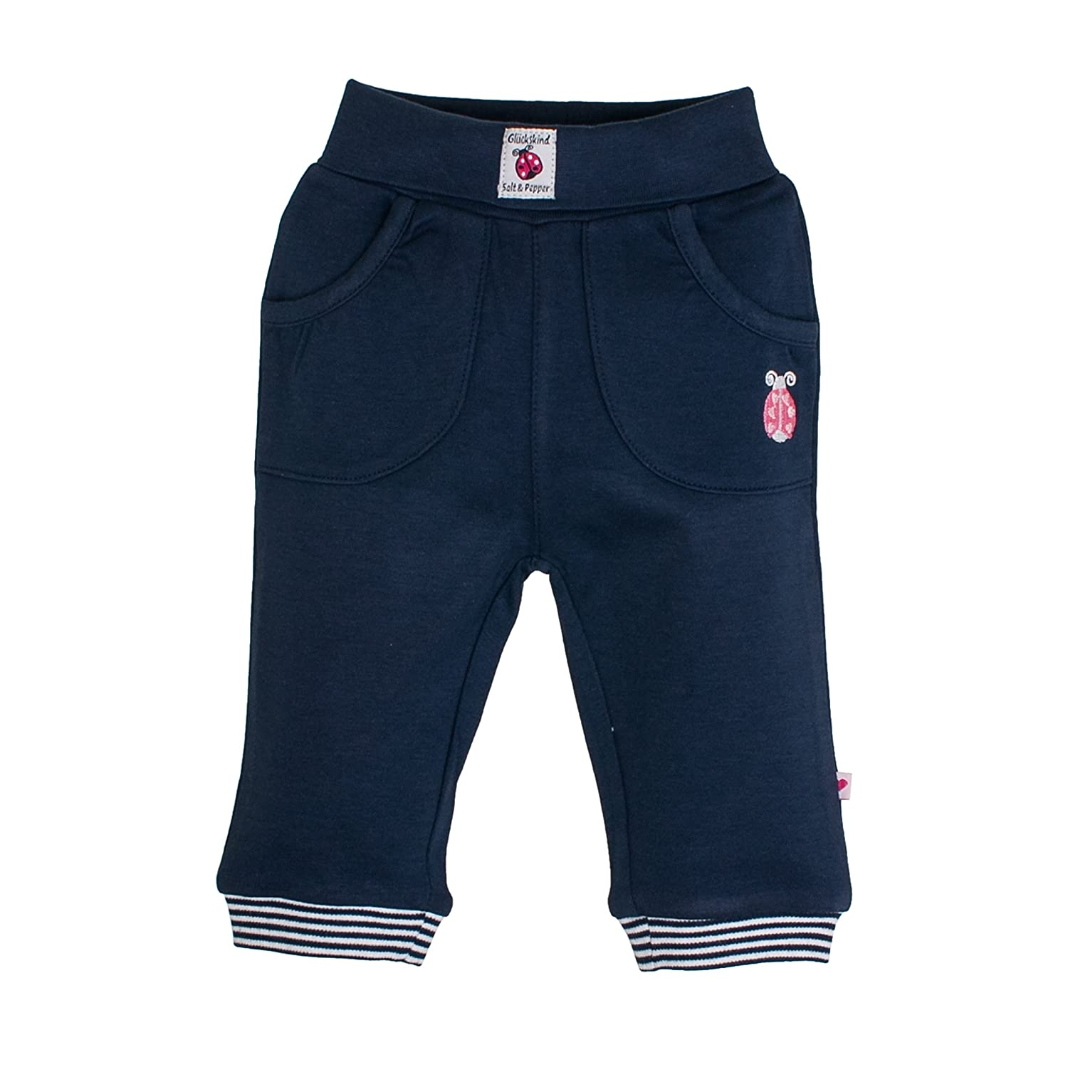 Salt & Pepper NB Trousers Glück Uni, Pantalon Bébé Fille SALT AND PEPPER 83215205