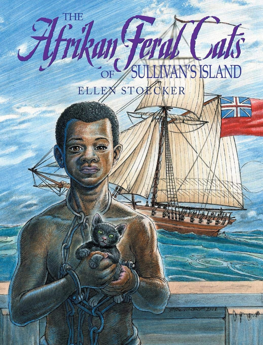 The Afrikan Feral Cats of Sullivan's Island by Covenant Books (Image #1)