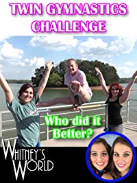 Twin Gymnastics Challenge – Who Did It Better?