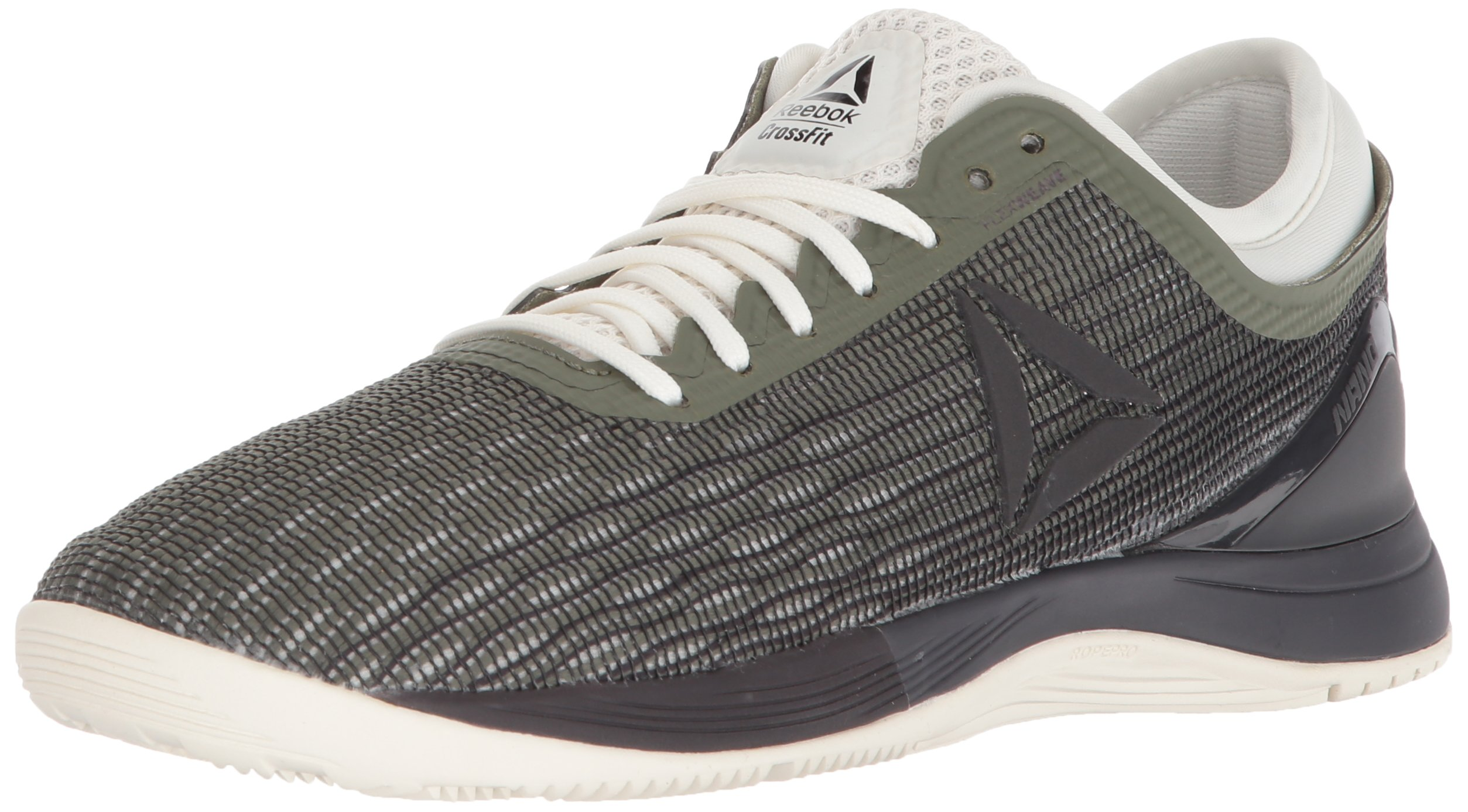 Reebok Women's CrossFit Nano 8.0 Sneaker, Hunter Green/Coal/Chalk, 5 M US by Reebok (Image #1)