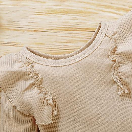 Verve Jelly Neugeborene Baby Jungen M/ädchen Tie Dye Strampler Jumpsuit Outfit Einteiliger Langarm Gerippter Bodysuit