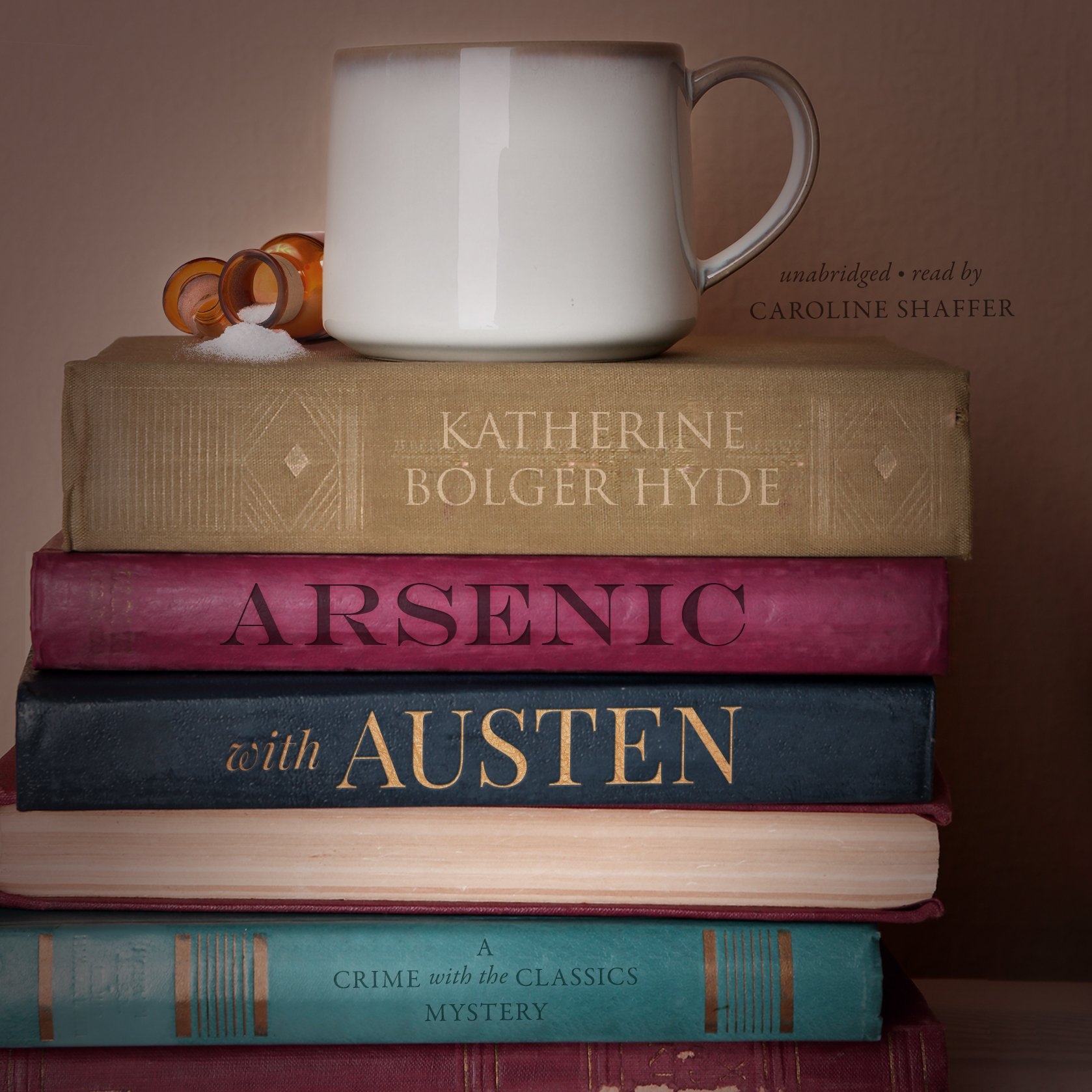 Download Arsenic with Austen: A Mystery  (Crime with the Classics Series, Book 1) (Crime With the Classics Mysteries) pdf epub