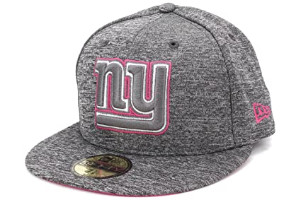 innovative design 3467c cc6ec New Era 59Fifty NFL16 BCA New York Giants Gray Fitted Cap (7 1 4