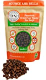 Bounce and Bella Grain Free Dog Training Treats - 800 Tasty & Healthy Treat Pack - 80% Fresh Poultry Meat, 20% Potatoes & Gravy - Hypoallergenic Treats for Dogs with Sensitive Stomachs
