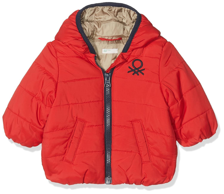 United Colors of Benetton Jacket, Chaqueta para Bebés 2WU0533GE