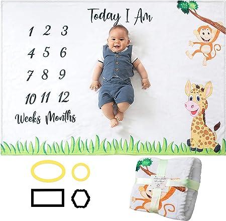 CAPTURA EL MOMENTO: Tu bebé crece increíblemente rápido en su primer año. Mira cómo crece tu bebé y