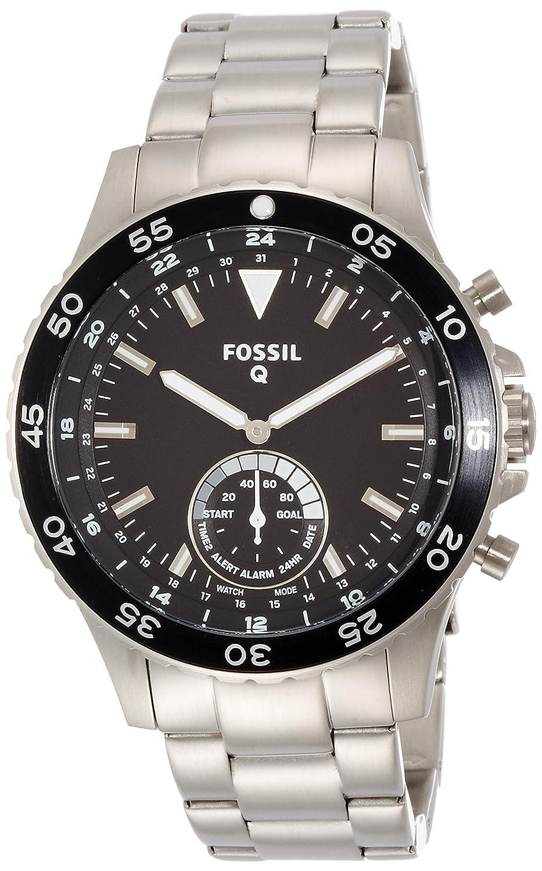 [フォッシル]FOSSIL 腕時計 Q CREWMASTER ハイブリッドスマートウォッチ FTW1126 メンズ 【正規輸入品】 B01M09OYMJ