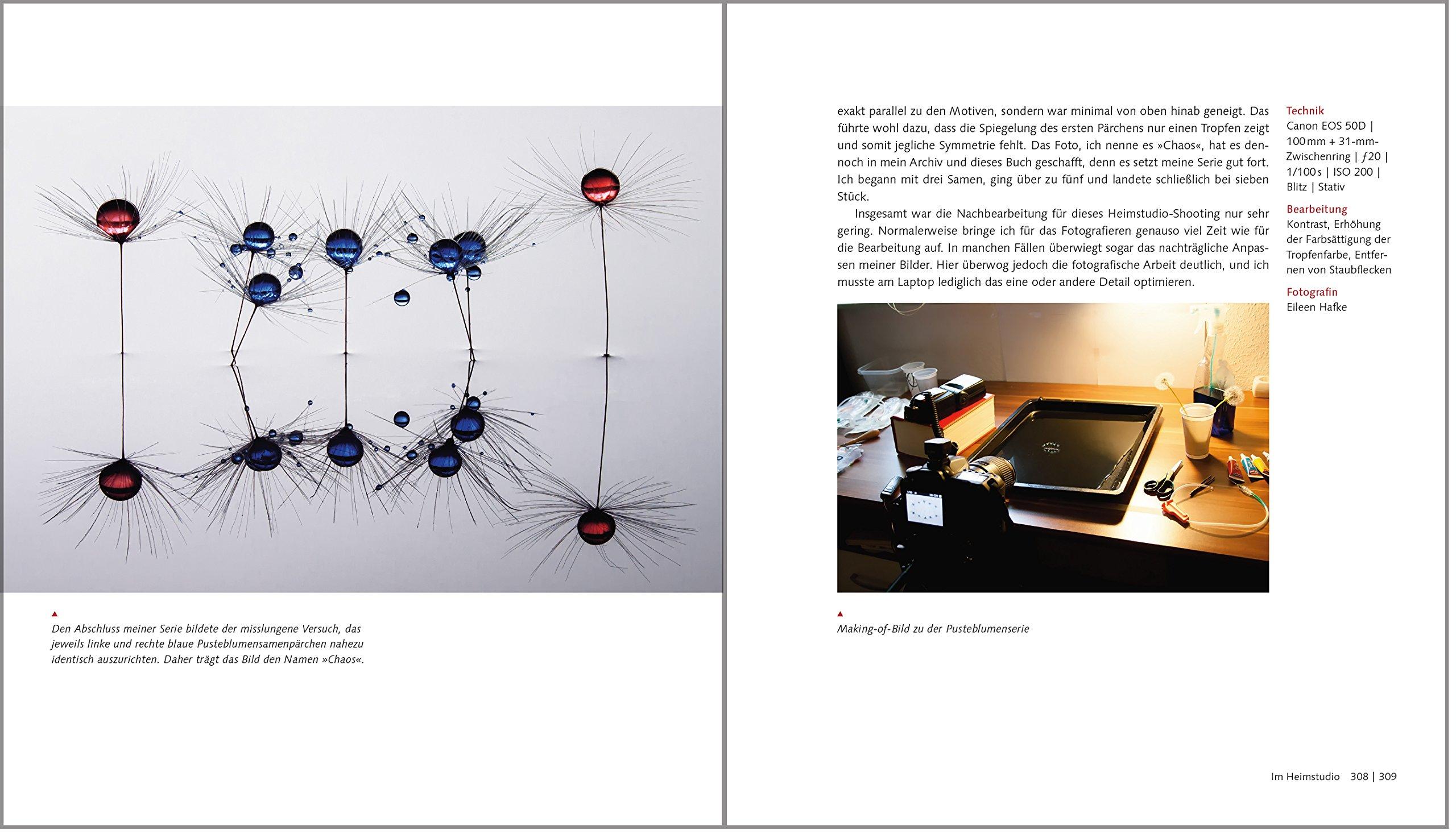 Die Fotoschule in Bildern. Makrofotografie: Amazon.de: Eileen Hafke ...