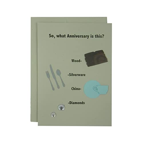 Amazon.com: Funny Wedding Anniversary Card Anniversary Card Funny ...