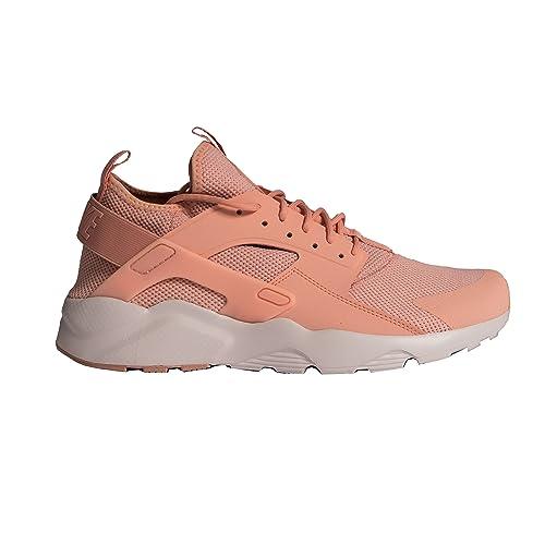 Zapatillas Nike - Air Huarache Run Hultra BR Naranja/Naranja/Blanco Talla: 44: Amazon.es: Zapatos y complementos