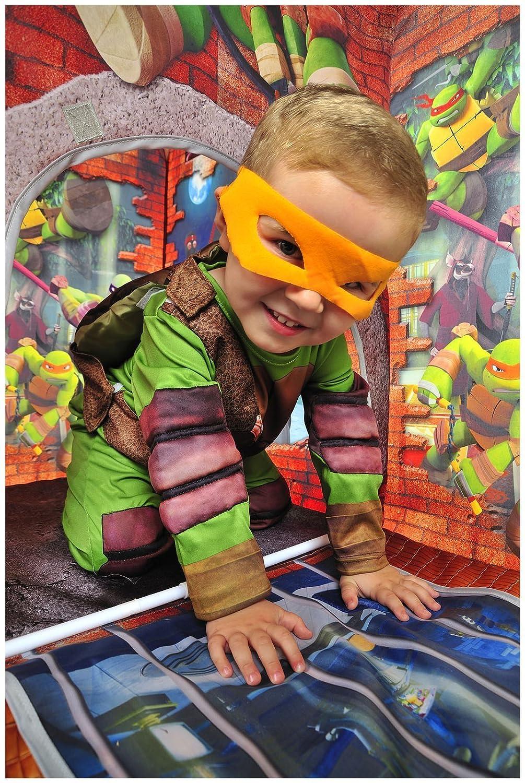 Amazon.com: Ninja 3d Playscape – teenage mutant ninja ...