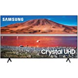 "Samsung 43"" Class TU700D-Series Crystal Ultra HD 4K Smart TV UN43TU700DFXZA (2020 Model)"