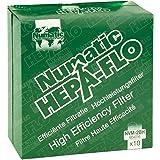 Genuine Numatic Charles Wet & Dry CVC370 Vacuum Cleaner Hepa-Flo Bags (Pack of 10)
