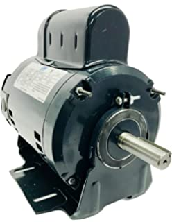 Dayton 6K778 Motor, 1/3 hp, Split PH, 1725 RPM, 115 V: Replacement on