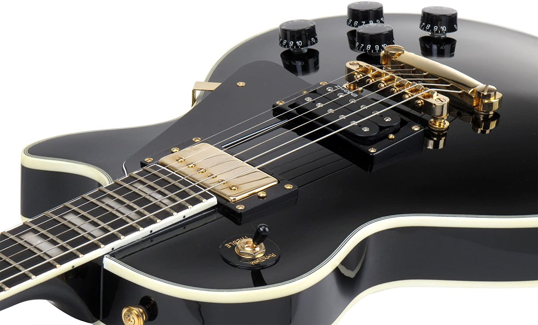 Rocktile L-200BK Pro De luxe - Guitarra eléctrica, color negro ...