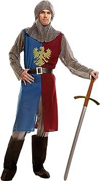 My Other Me Me-202791 Disfraz de caballero medieval para ...