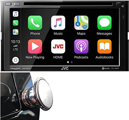 JVC Double DIN Bluetooth in-Dash