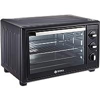 Sona SEO 2229 28L Electric Oven,Black
