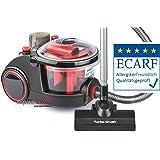 Staubsauger mit Wasserfilter arnica BORA 5000 Wasserstaubsauger HEPA Filter mit ECARF Siegel