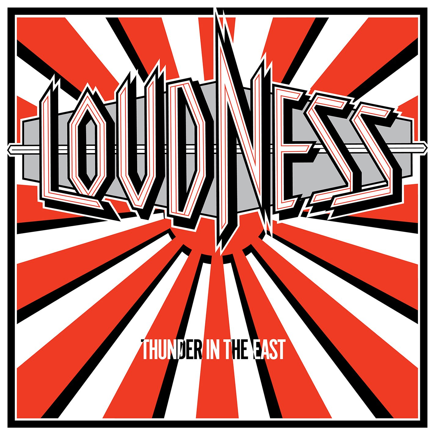 Vinilo : Loudness - Thunder In The East (rocktober 2017 Exclusive) (Red, Colored Vinyl)