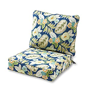 Greendale Home Fashions Deep Seat Cushion Set, Marlow