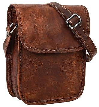 dbf53eb3bc2e8 Spielfrei Versand Verkauf Besten Preise Leder Damen Umhängetasche  Schultertasche Festivaltasche Handtasche Tasche Shopper 27 cm Farbe