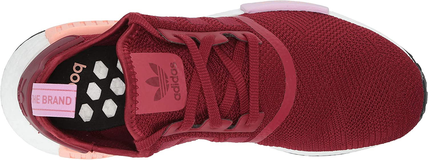 Adidas NMD_R1 W, raw pink/vapour pink/ftwr white Bordeaux Bordeaux Orange Transparent
