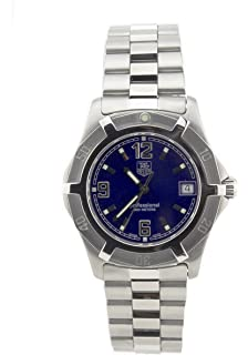 Tag Heuer Professional Stainless Steel Mens Watch WN1112 (Certified Pre-owned)