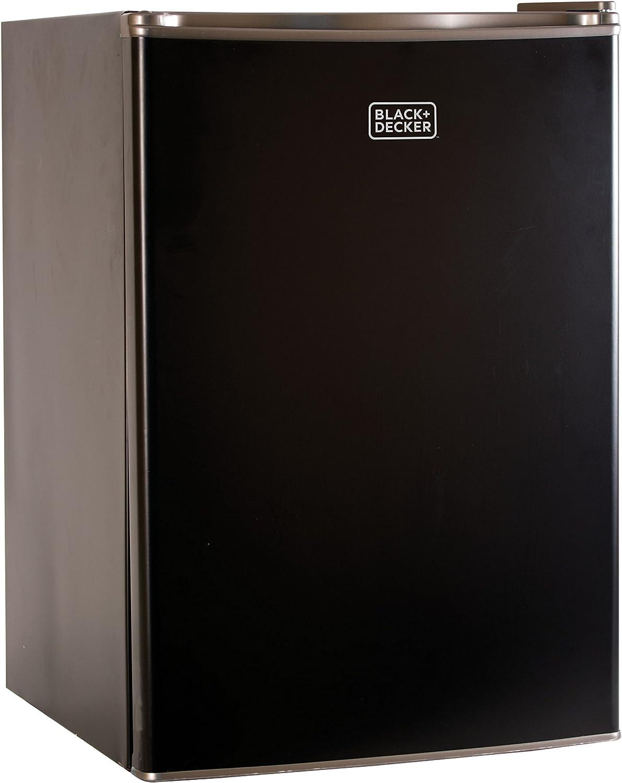 Amazon.com: Black + Decker BCRK25B - Mini nevera con ...