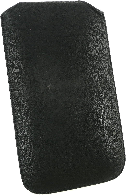 Emartbuy® Classic Range Negro Cuero PU Funda Carcasa Case Tipo ...