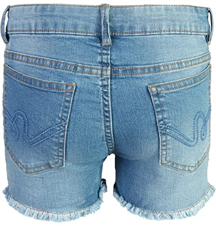 dd0746746 Amazon.com  p.s. from aeropostale Girls Denim Shorts  Clothing
