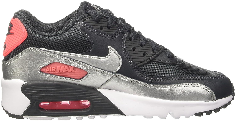 Nike Air Max 90 Mesh GS Chaussures garçon Gymnastique Mixte