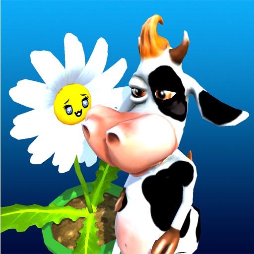 Flowers Garden - Young Farmer - Tulip Bell Flower