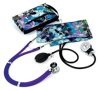 NCD Medical/Prestige Medical A2-FLP - Juego de tensiómetro de brazo y estetoscopio