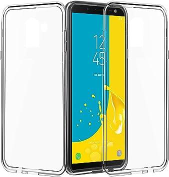 KingShark Samsung Galaxy J6 2018 Funda, Funda Bumper con Absorción ...
