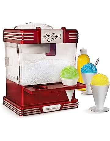 Musiccyber Portable Hand Crank Manual Ice Shaver Crusher Shredding Snow Cone Maker Machine