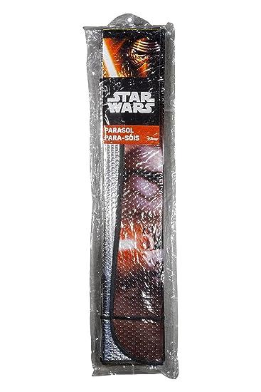 Star Wars STW120 Parasol Delantero Diseño Capítulo VII Vader 1: Amazon.es: Coche y moto