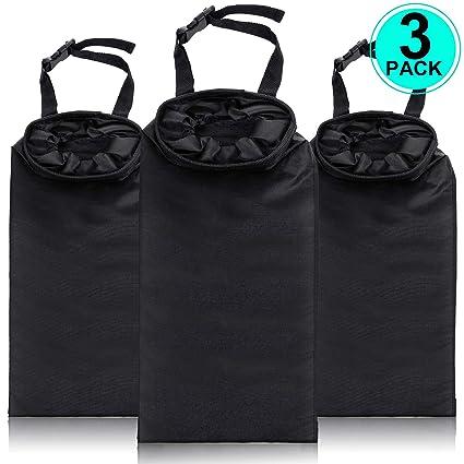 Amazon.es: 3 Pack de Bolsas de Basura para Automóviles Bolsa ...