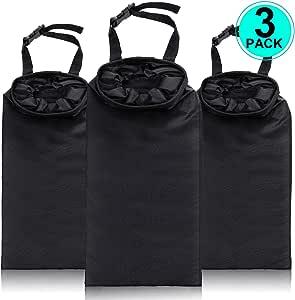 Amazon.es: 3 Pack de Bolsas de Basura para Automóviles Bolsa de ...