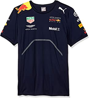 Red Bull Racing F1 Mens Team T-Shirt 2018