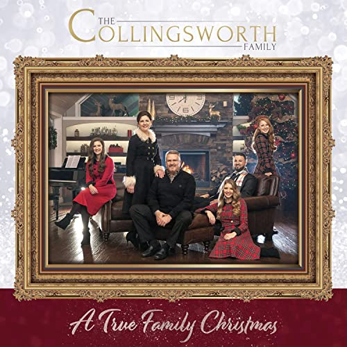The Collingsworth Family - A True Family Christmas (2019)