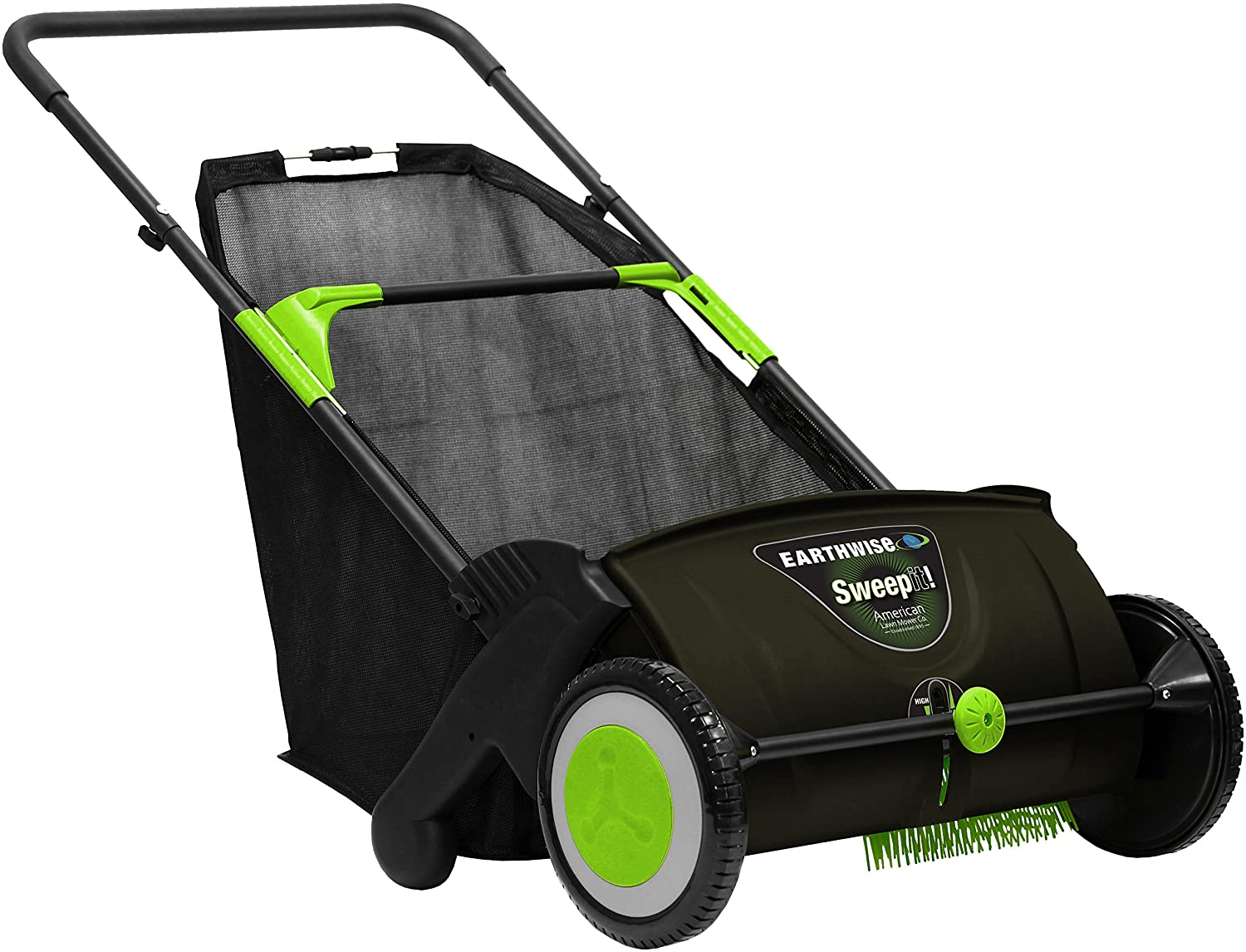 Earthwise Push Lawn Sweeper