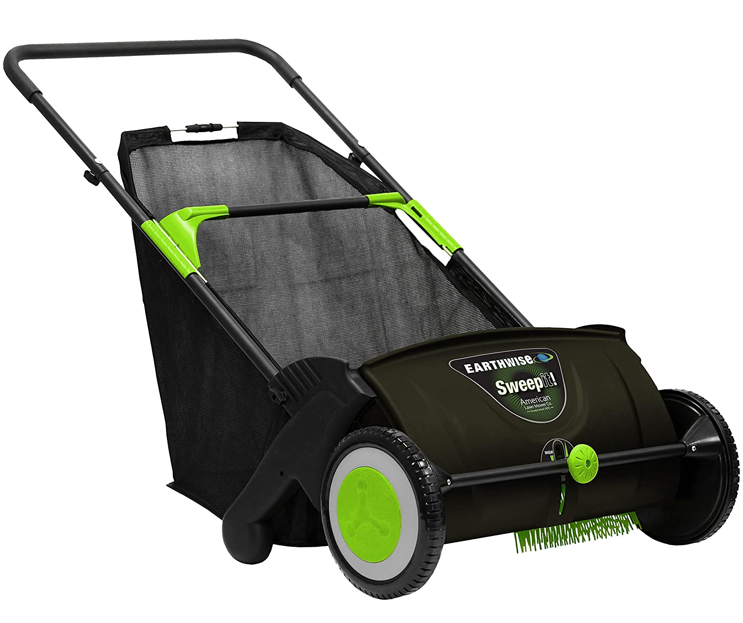 Earthwise LSW70021 Push Lawn Sweeper