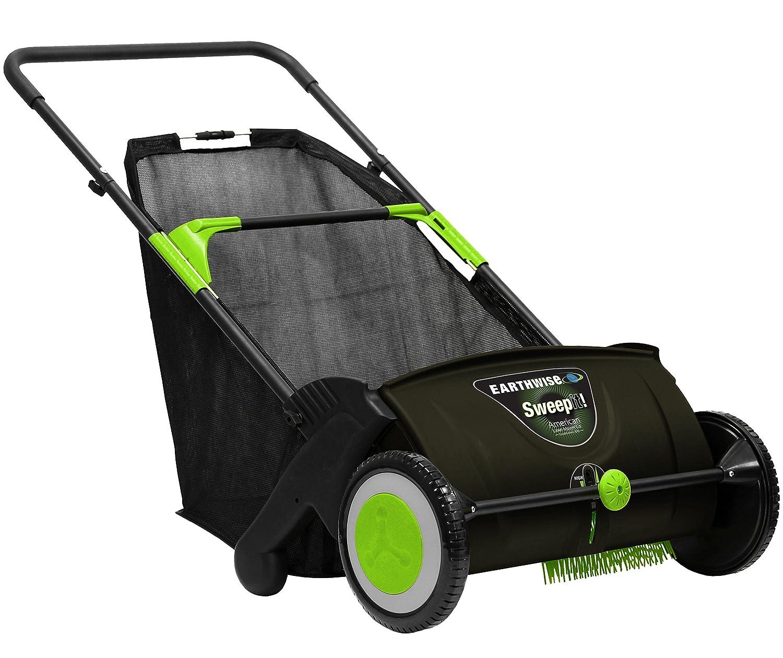 "Earthwise LSW70021 21"" Yard Sweeper, Inch Width"