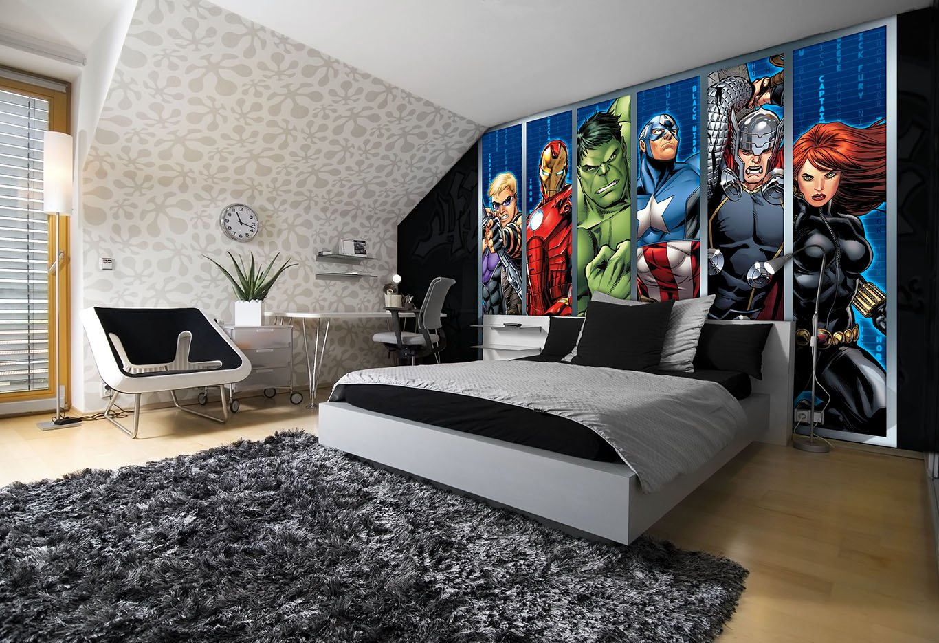 deco chambre avengers affordable cool chambre garcon avengers strasbourg with deco chambre new. Black Bedroom Furniture Sets. Home Design Ideas