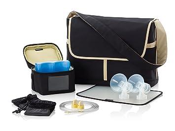 Amazon.com: Medela Extractor de leche bolsa de mensajero ...